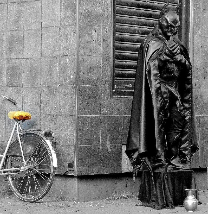 Streetphotography of Amsterdam DMC-FZ18