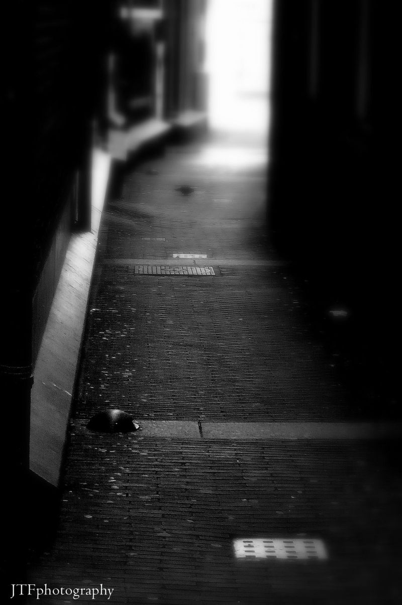 Street, Alley, Amsterdam