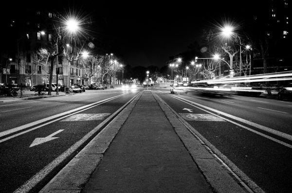Trafico nocturno