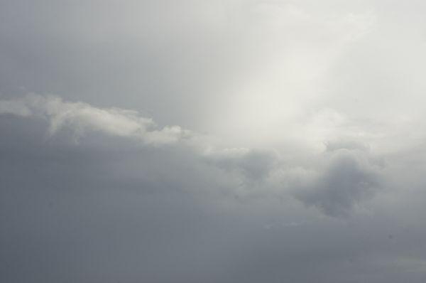 Sky above Mallorca
