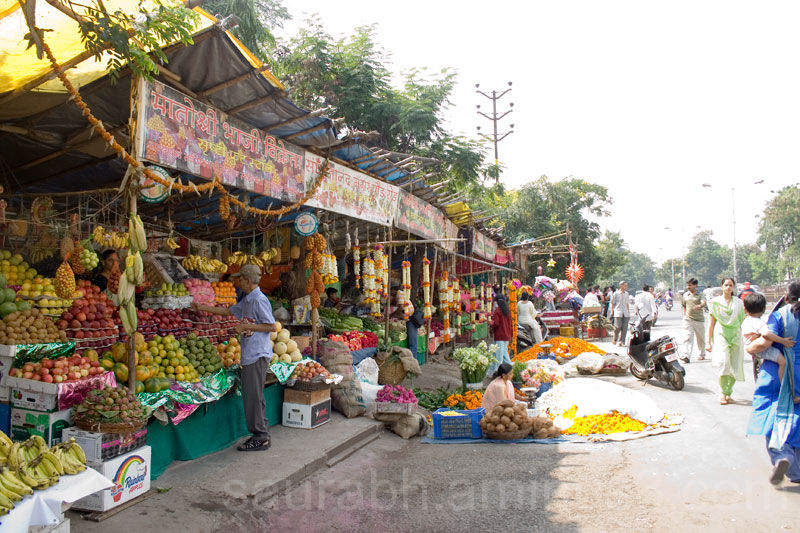Market, Pune