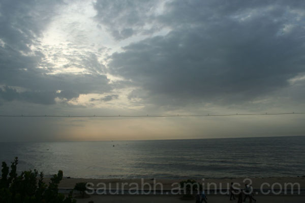 Sky, Pondicherry