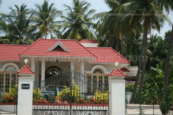 House, Pondicherry