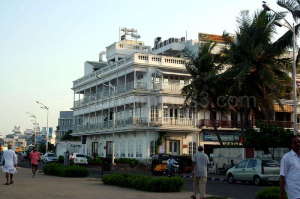 Hotel, Pondicherry