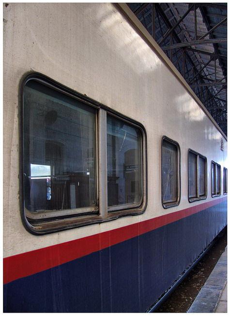 Tren Vacío
