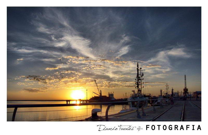 Puerto de Ingeniero White (V)