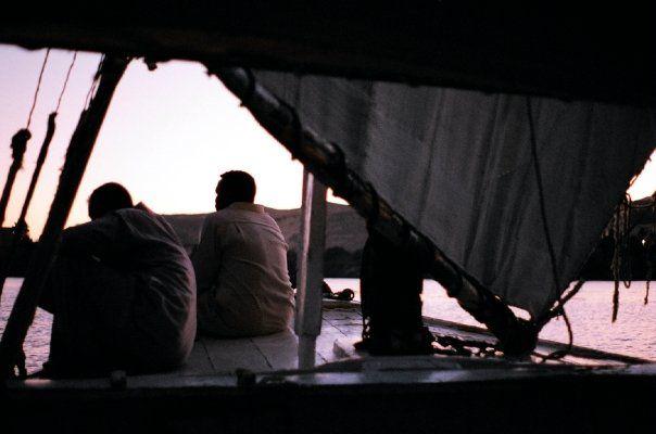 Nubian Sailors