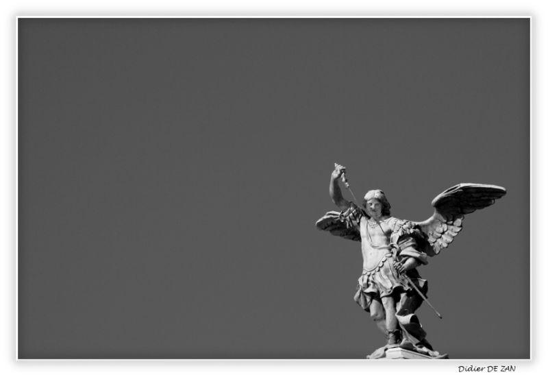 Un ange ....
