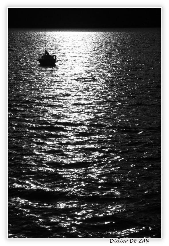 Le  bateau ...