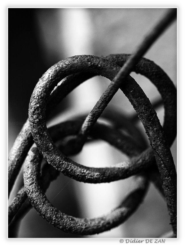 Vieux métal....