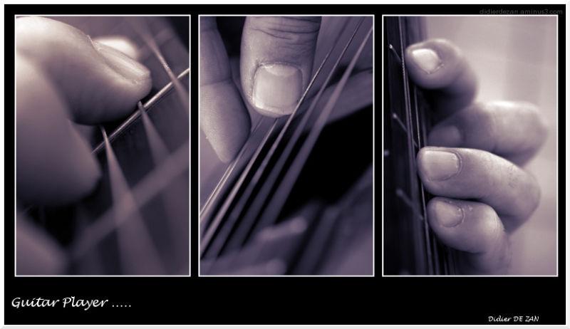 Guitar Player....