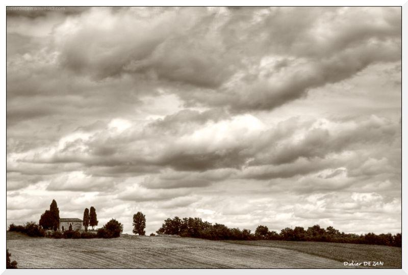 A la campagne ....