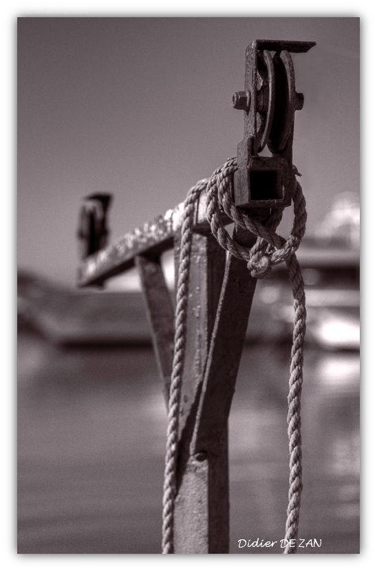 La corde ....