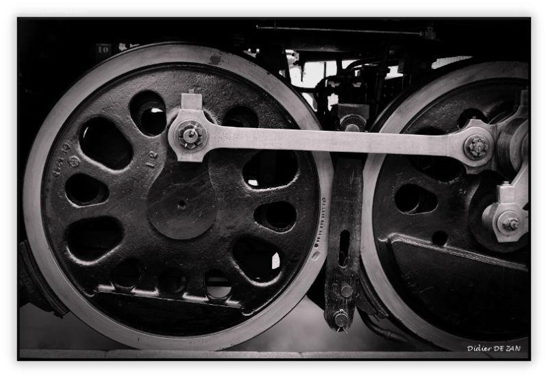 La roue tourne....