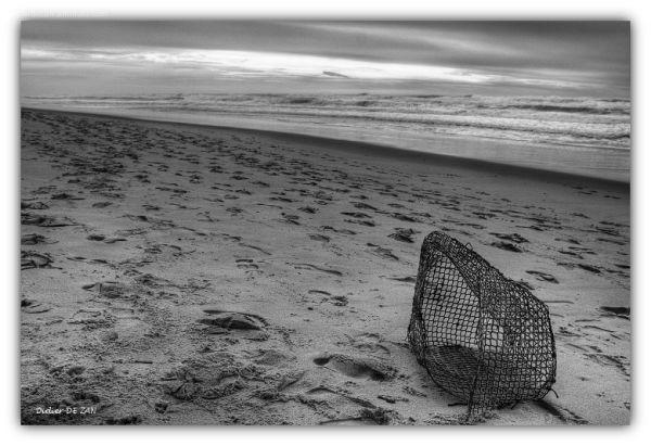 Sur la plage .....