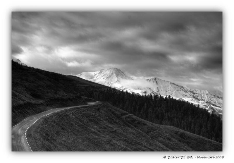 La route des cimes .....