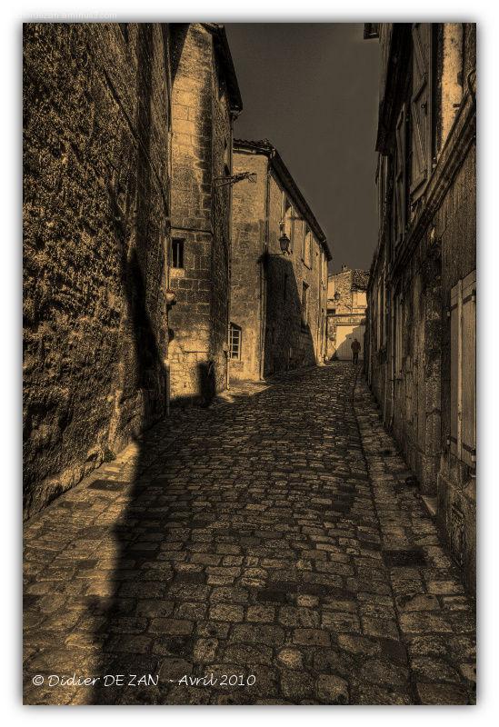 Dans la rue ....