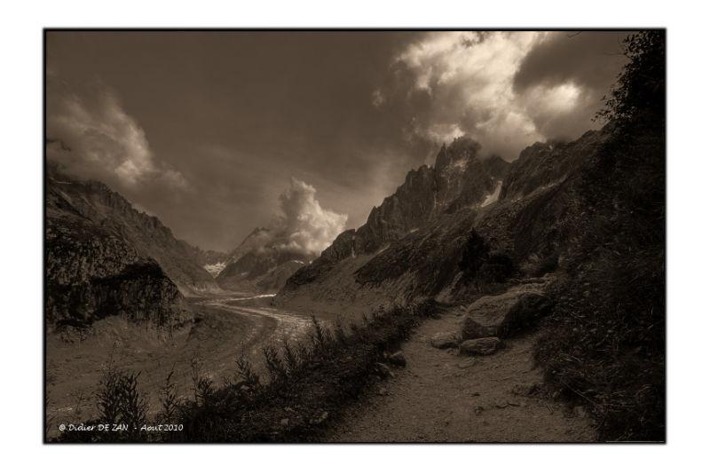 Promenade en montagne.....