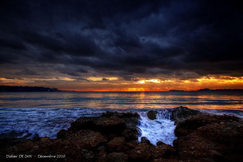 Ciel méditerranéen....