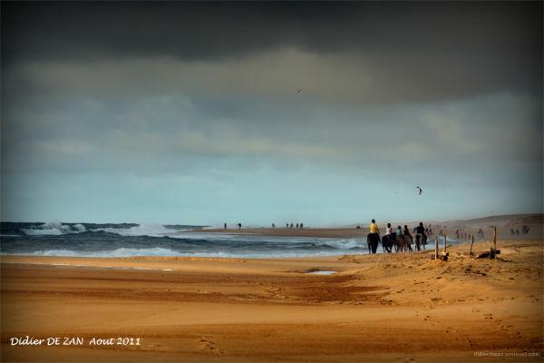 Face à l'ocean ......