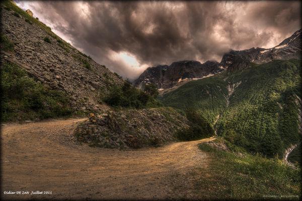 Chemin des Alpages ...