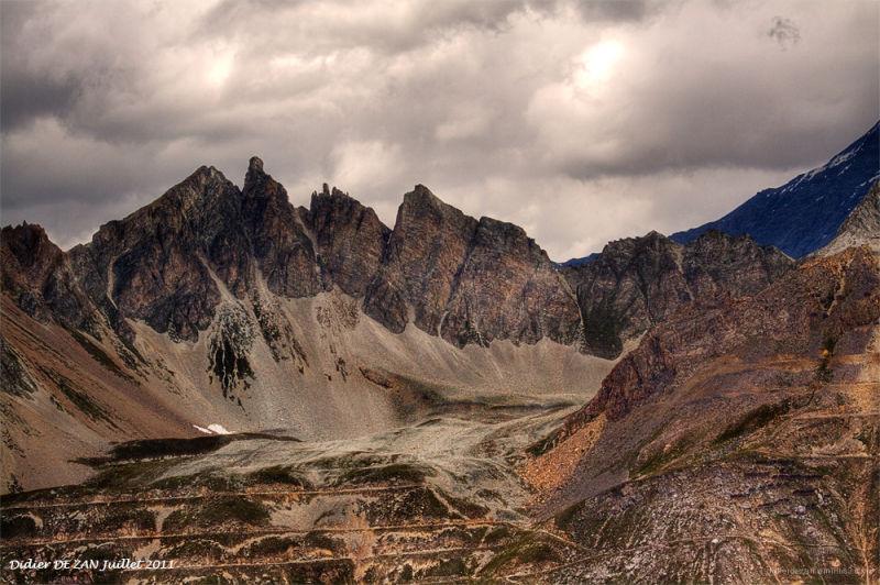 Alpes ....