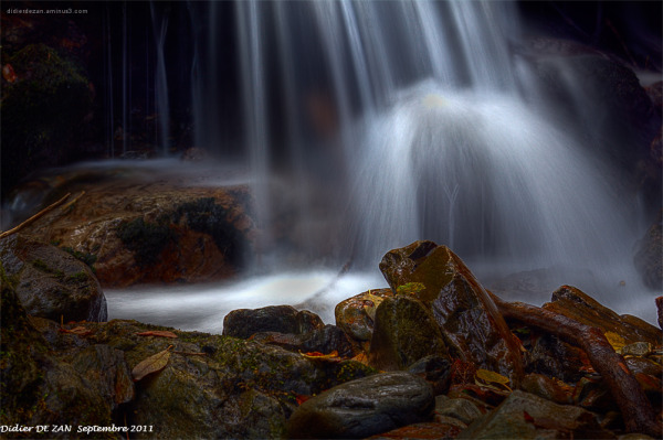 Waterfalls ....