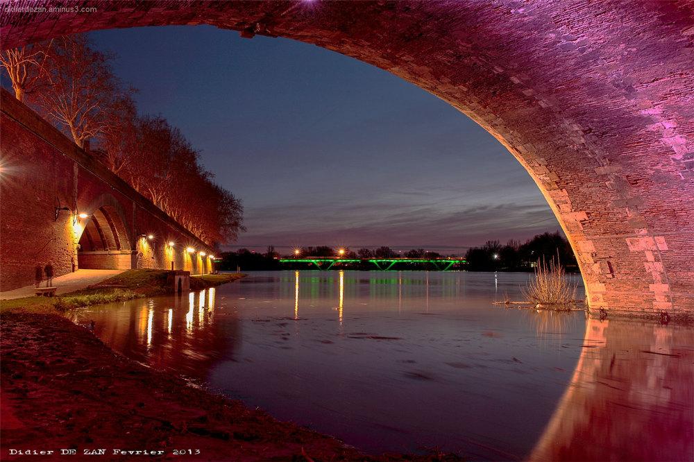 Under Bridge....