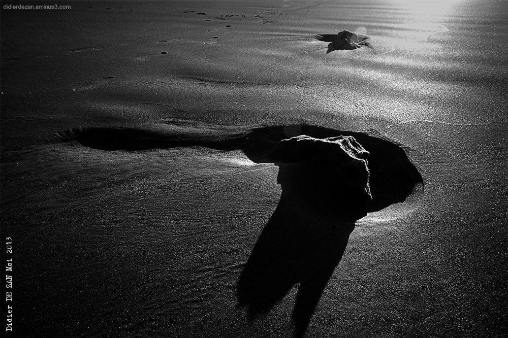 Du sable et de la Roche ....
