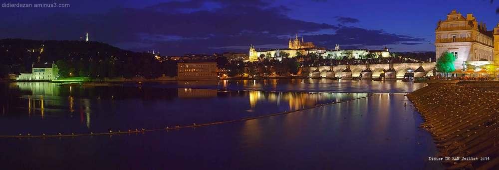 Prague ....