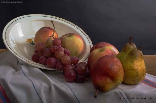 Pommes Poires ....