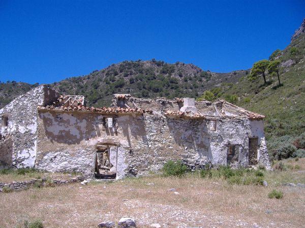 Venta los Pradillos, Sierra Almijara