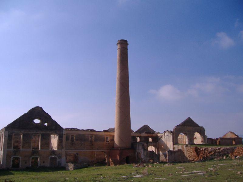 old sugar mill Nerja