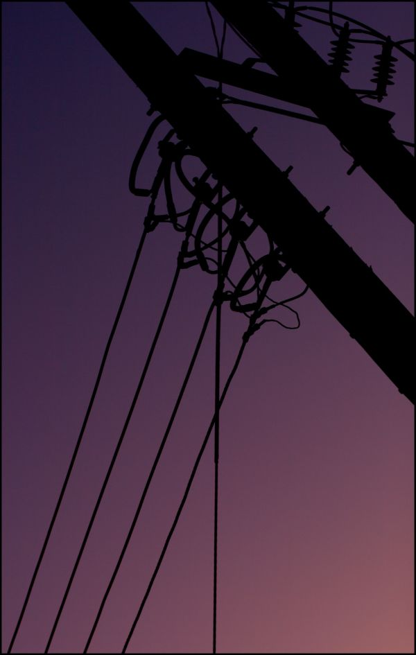 Pylon twilight