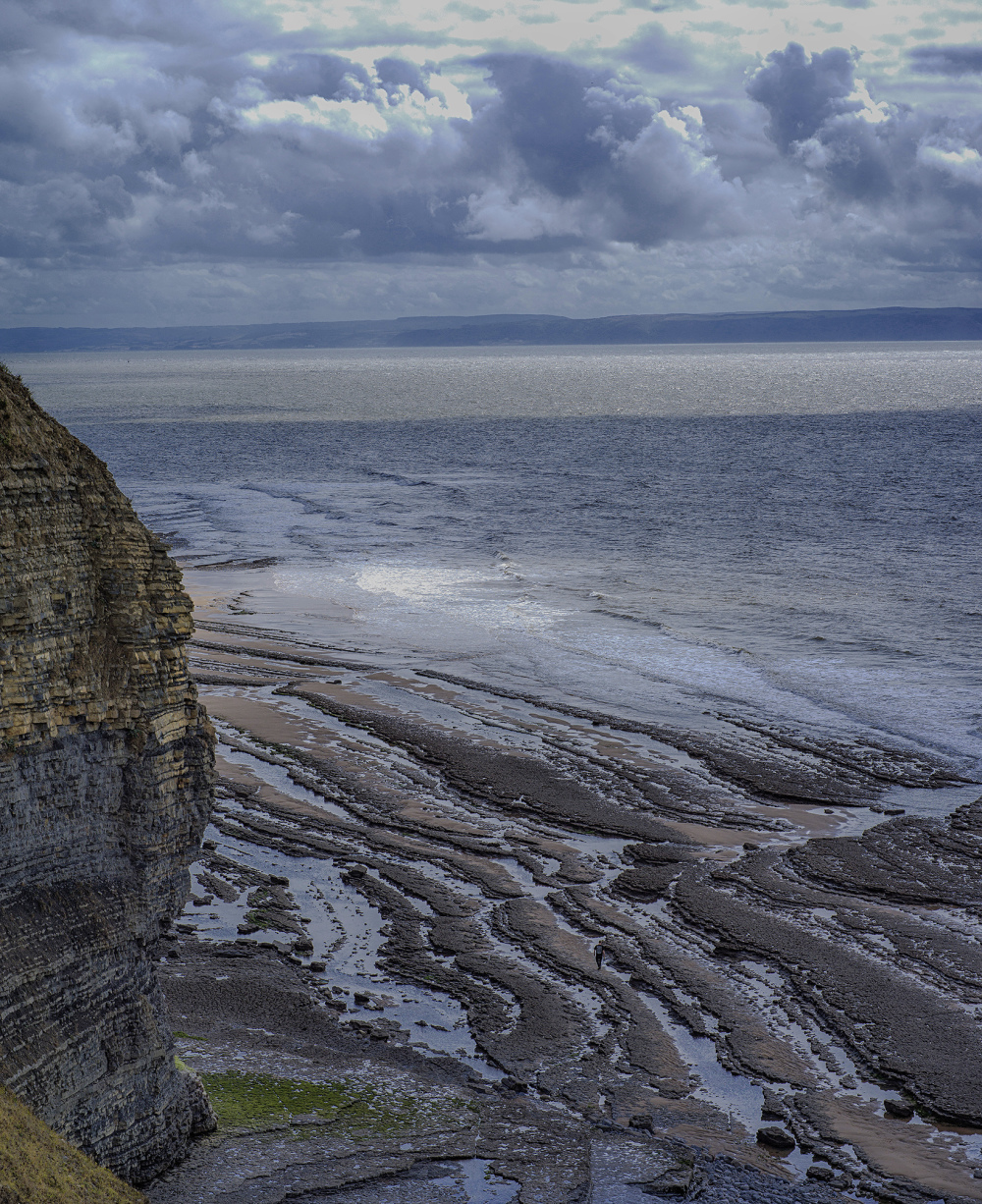 Southerndown Cliff's South Wales
