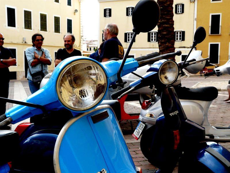 Serie: III Scooter Run Menorca
