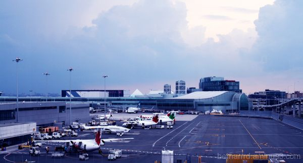 Venturing around Toronto Pearson Intl Airport