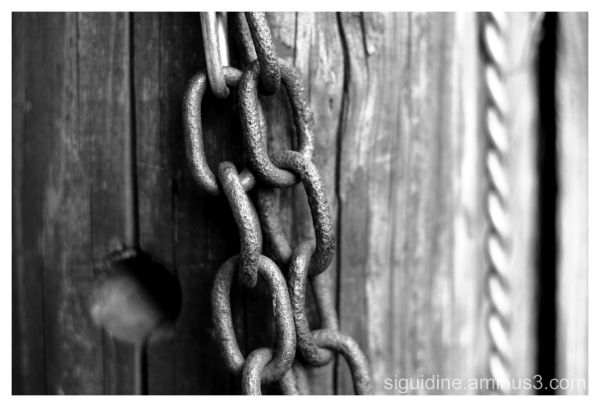 Old useless chains in Black&White