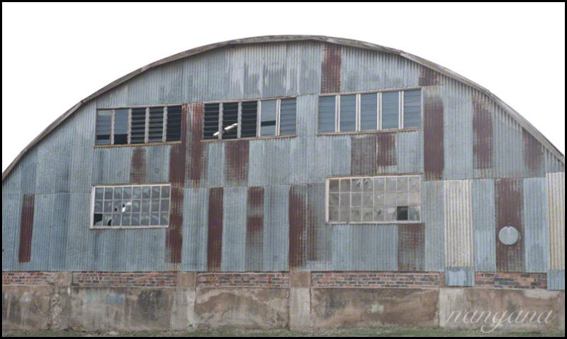 the big shed