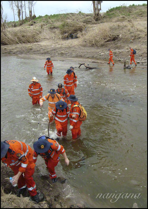 SES in land search