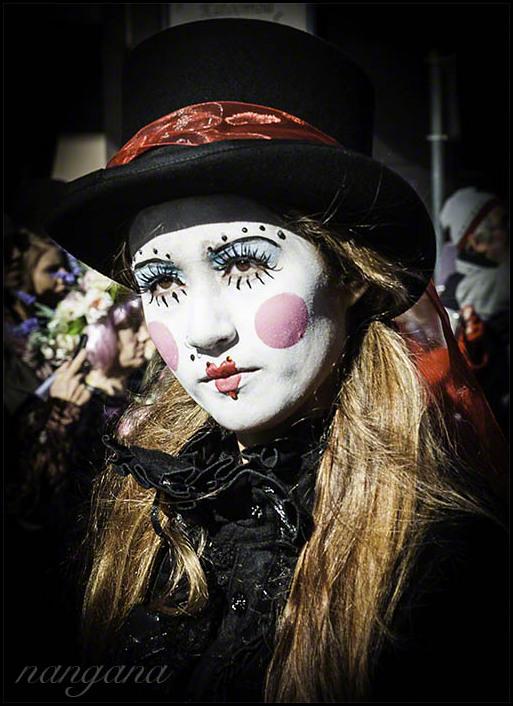 girl - katoomba winter festival