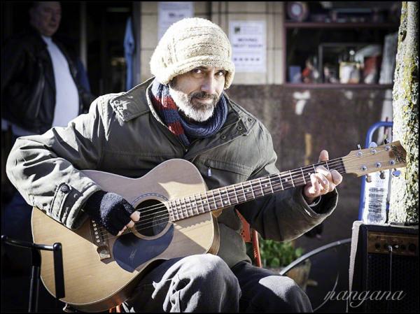 guitarist katoomba winter festival