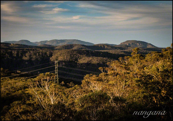 mount hay and mount tomah