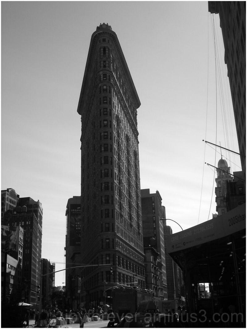 "Flatiron building skyscraper ""New York"" Manhattan"