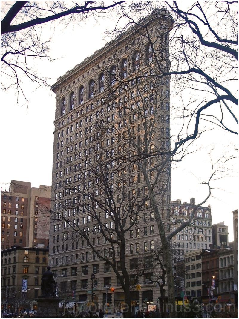 "Flatiron building Manhattan ""New York City"""