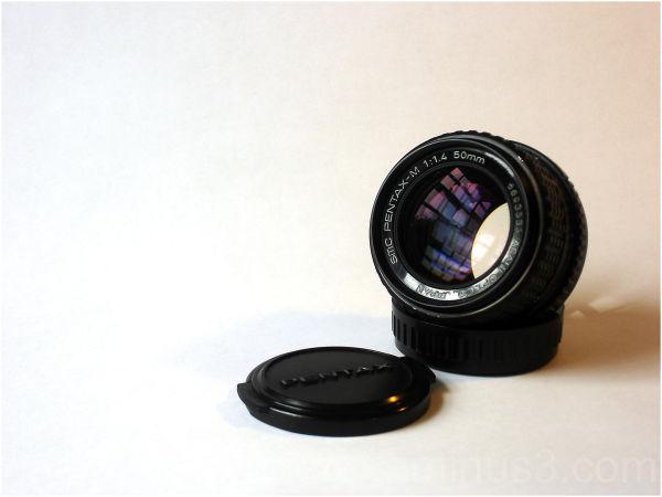 pentax lens still life