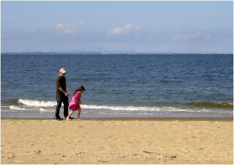 shell gathering sea beach keansburg atlantic
