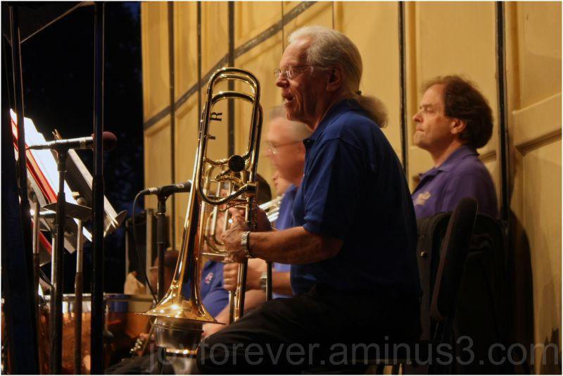 Trombone Player musician orchestra newark nj