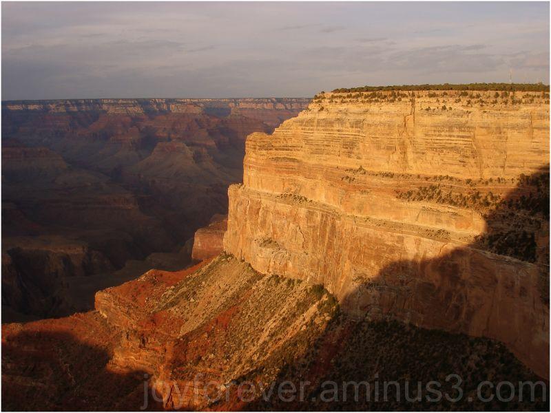 grand-canyon colorado arizona mountain erosion sun