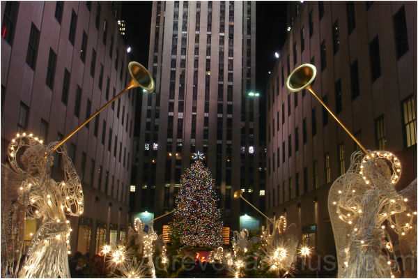 rockefeller-center christmas christmas-tree NYC